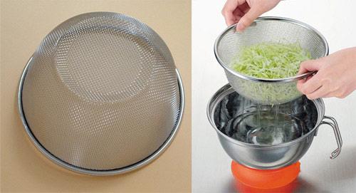 角度自在の調理器「ピタ」のバスケット