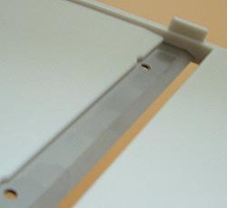 角度自在の調理器「ピタ」スライサーの刃