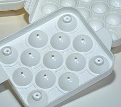 氷の作り方も簡単