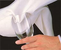 ワイングラス拭き トレシー