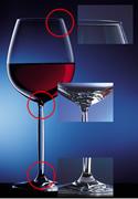 チタン含有ワイングラスDIVA(ディーバ)は業務用としても最適