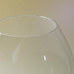 ワイングラス レーマン グラン・ルージュの口部