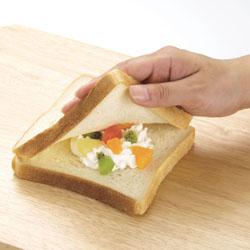 サンドでパンだでサンドパンを