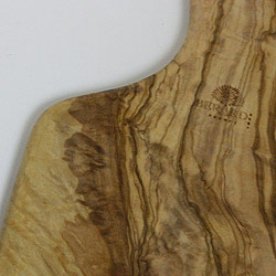 ベラール オリーブカッティングボードの美しい木目