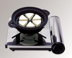 「サーモス・保温燻製器イージースモーカー」の使い方、その1
