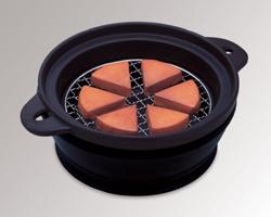 「サーモス・保温燻製器イージースモーカー」の使い方、その4