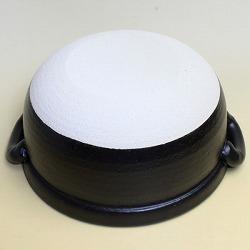 日本製 ごはん鍋 炊飯鍋 萬古焼 二重蓋