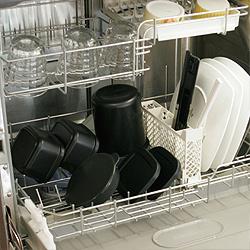 サーモスホットランチ(DBQ-361)保温弁当箱は、食器洗い洗浄器対応!