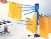パスタを乾燥させるのに最適なパスタドライニングラック